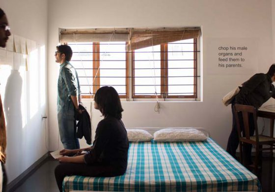 Gallery as Practice: Informal Art Spaces in North Bangalore